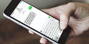 SMS'en fylder 25 år