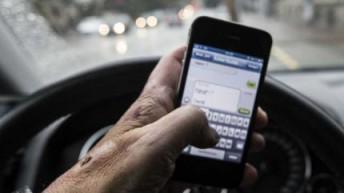 Livsfarlige SMS'er i trafikken (WebTV)
