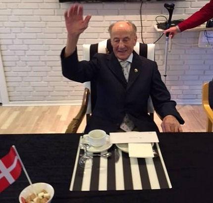 Køge Boldklub ikon runder 90 år