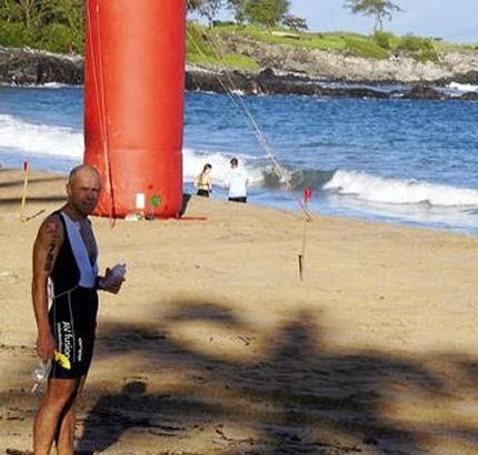 Lokal Jernmand med flot resultat på Hawaii