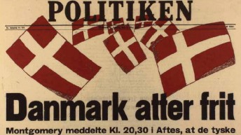 70 år siden: Befrielsen markeres 4. Maj (WebTV)