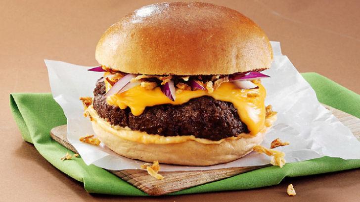 verdens bedste burger