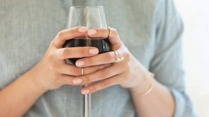 Et glas vin giver det samme som en time i fitness