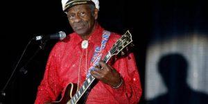 Rock-legenden Chuck Berry er død