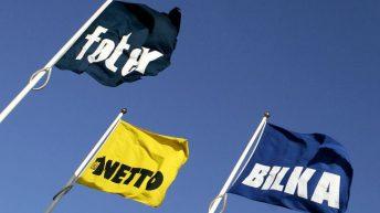 Mærsk Sælger Netto og Bilka