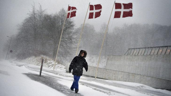 Iskold vinter i sigte, ifølge DMI